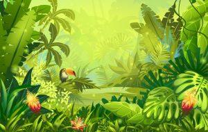 Jungle Escape room