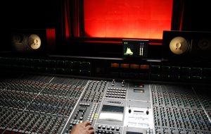 Recording studio escape room